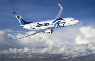 Egyptair 737-800