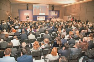 Annual General Assembly of the Hellenic Chamber of Hotels.