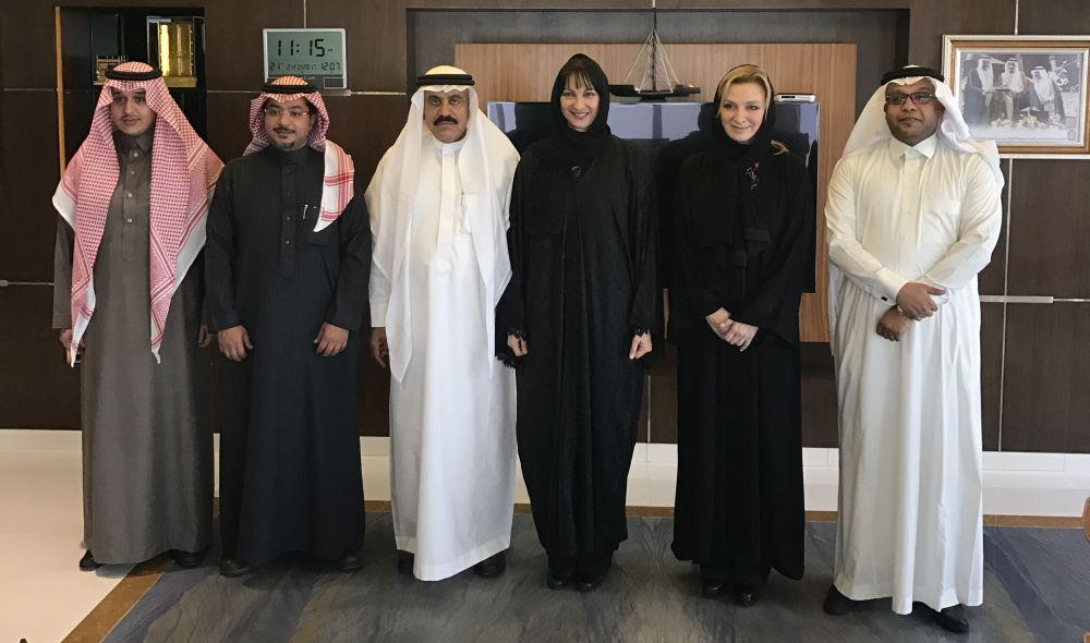 Tourism Minister Elena Kountoura held discussions with Saudi Arabian sector professionals while in Riyadh.