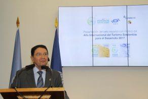 UNWTO Secretary-General Taleb Rifai.