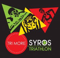 Trimore Syros Triathlon logo black