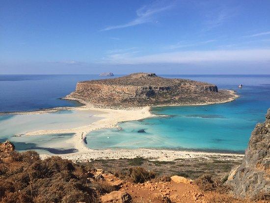 """Fab lagoon!"" - TripAdvisor Traveler review for Balos Beach and Lagoon in Kissamos."