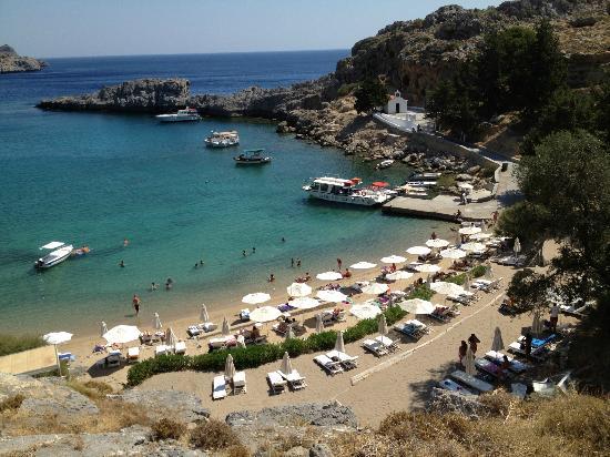 """Wedding..."" - TripAdvisor Traveler review for Agios Pavlos Beach/Saint Paul in Lindos."