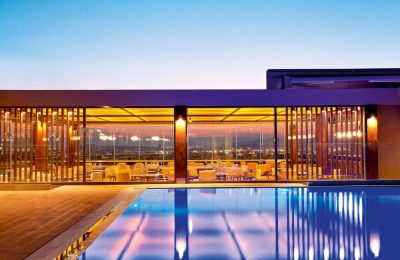 The Wyndham Grand Athens was one of the 5-star hotels that opened its doors in 2016.