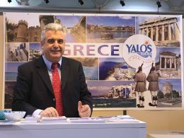 Yalos Tours General Manager Christos Panaretou.