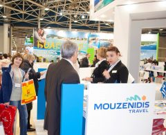 Mouzenidis Travel @ MITT 2017
