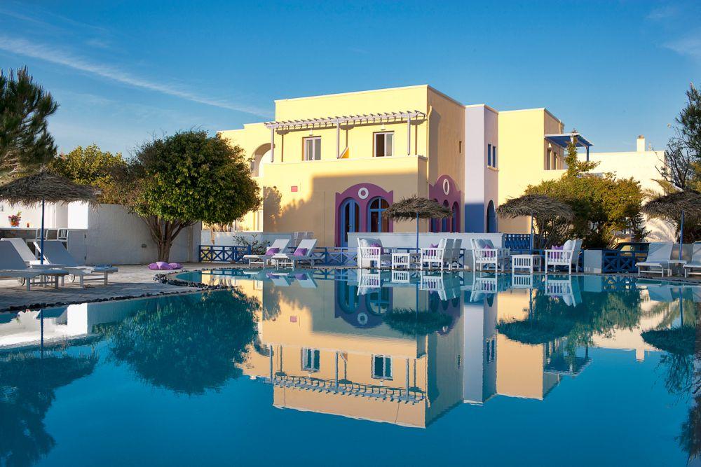 εταιρεία Aqua Vista Hotels αναζητά ρεσεψιονίστ ξενοδοχείο Σαντορίνη Aqua Vatos