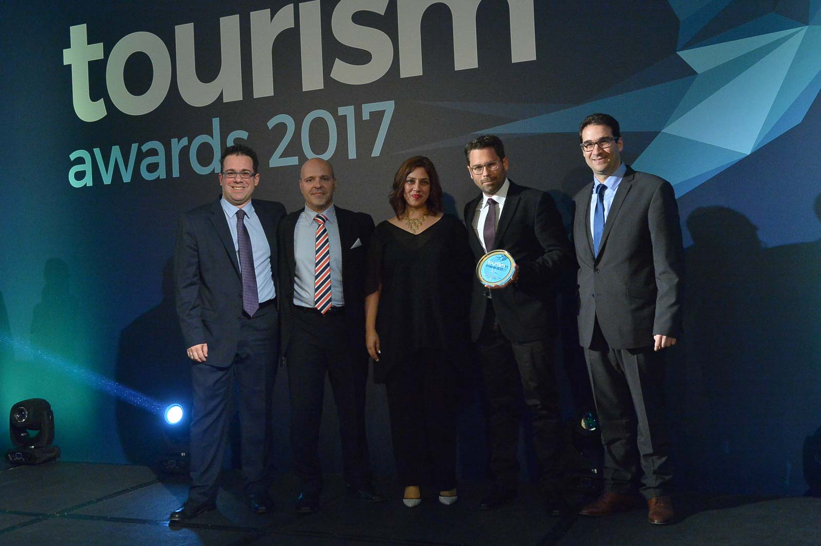 Tourism Awards 2017 - Aqua Vista Hotels