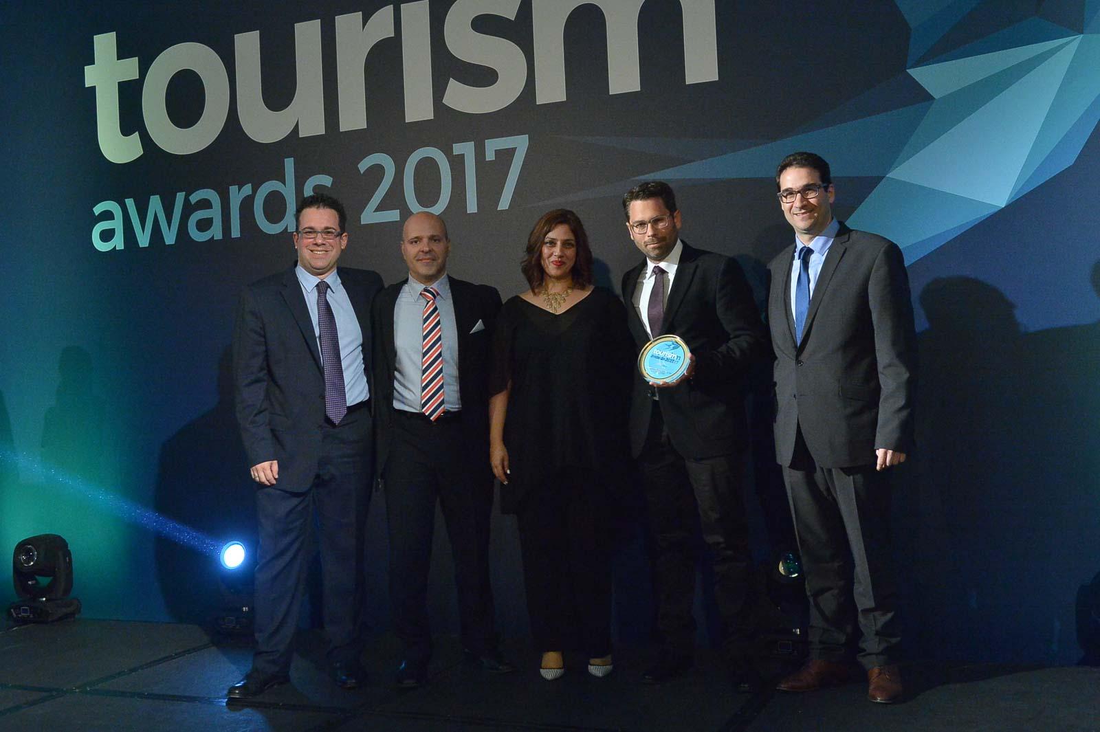 Tourism Awards 2017 - Aqua Vista Hotels