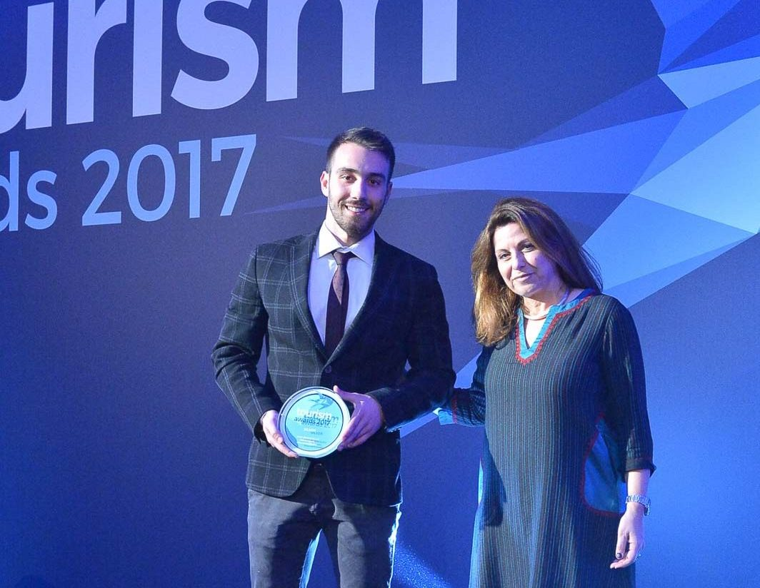 Tourism Awards 2017 - Axia Hospitality