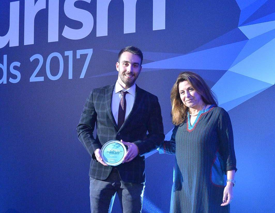 Tourism Awards 2017 - Axia Hospitality