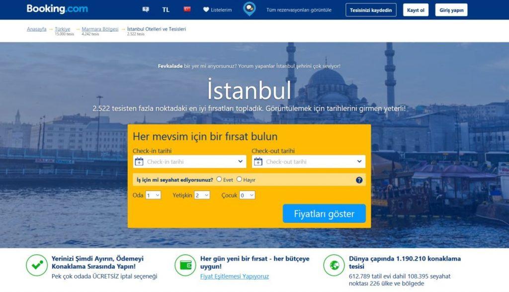 Booking Com Activities Suspended In Turkey Gtp Headlines