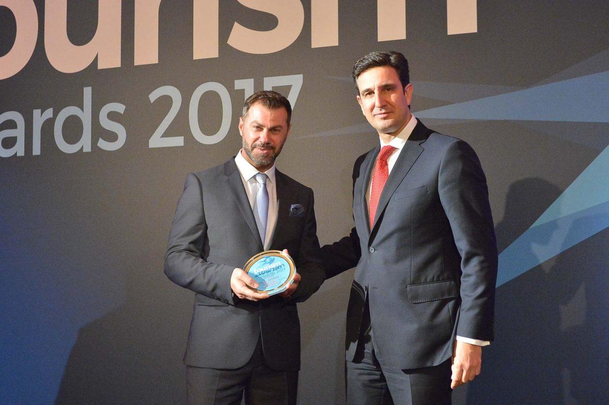 Tourism Awards 2017 - Caldera Yachting