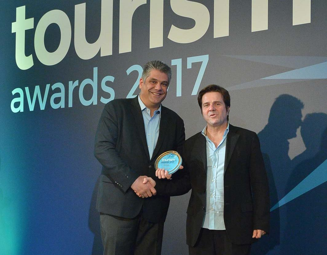 Tourism Awards 2017 - Elite City Resort