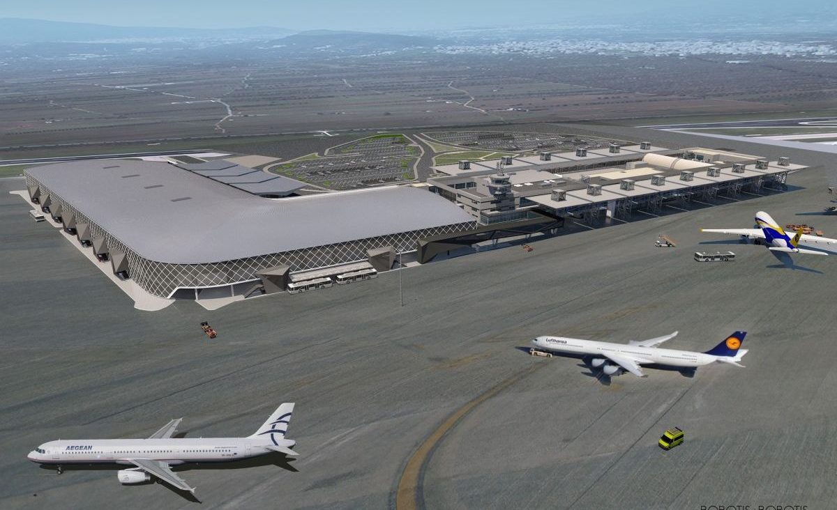 The EBRD will also release 186 million euros of long-term financing to Fraport Greece for the of upgrade 14 regional airports.
