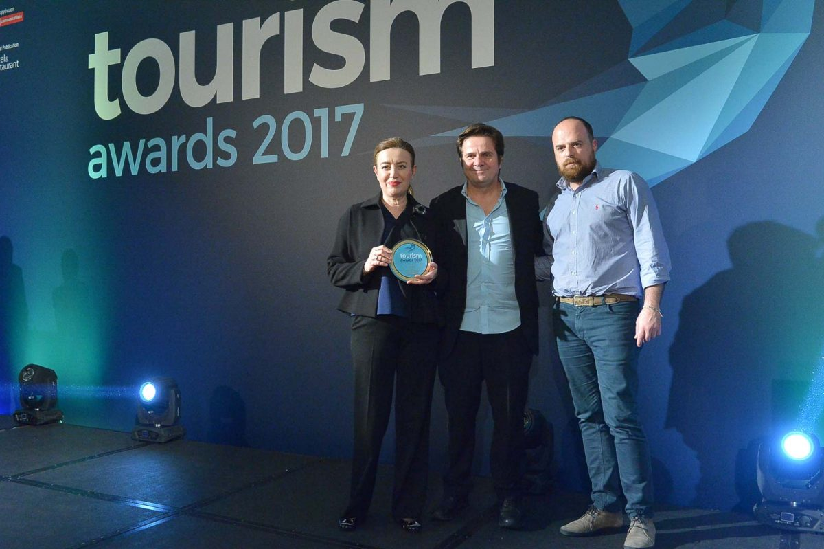 Tourism Awards 2017 - BOND Business & Life Events
