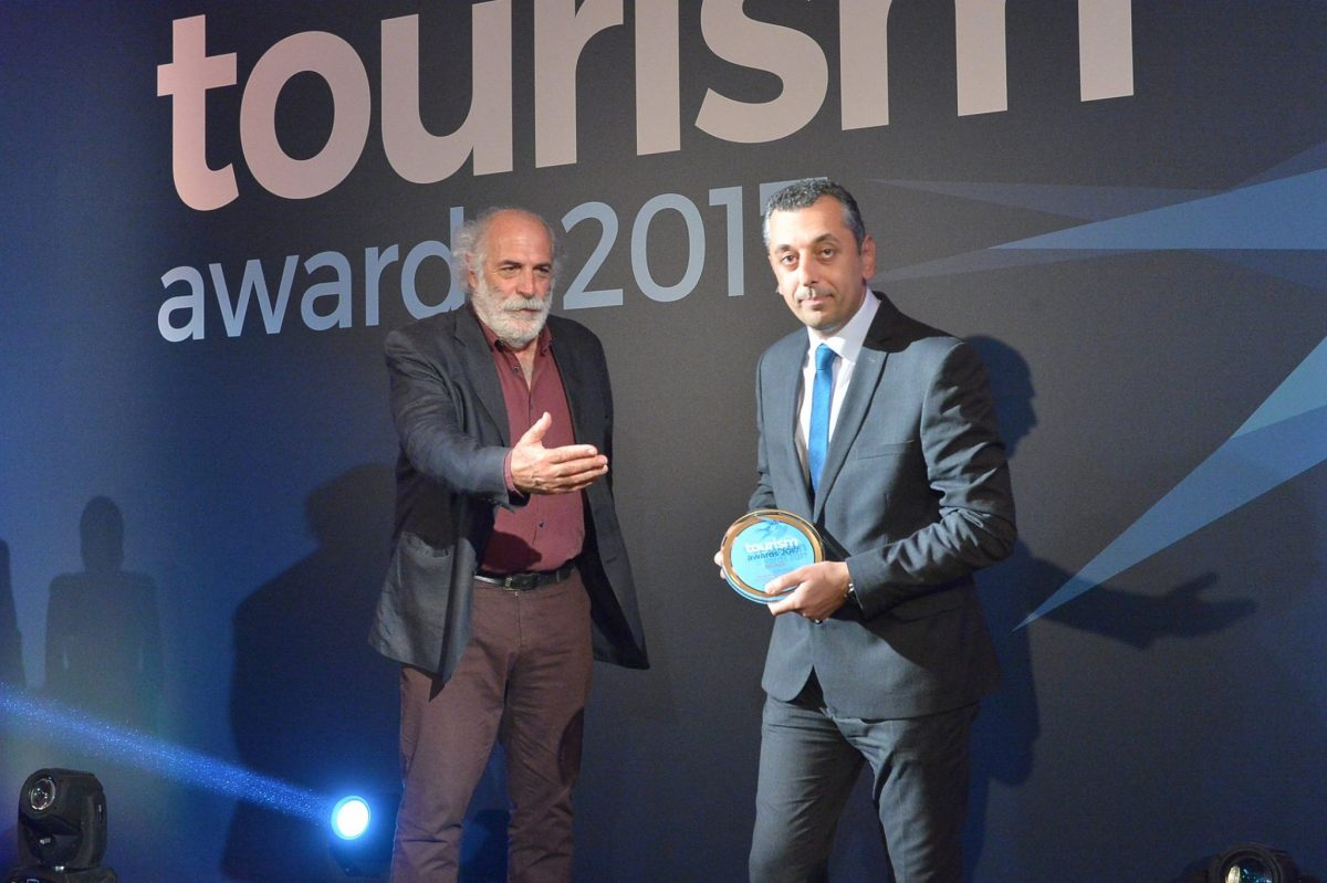 Tourism Awards 2017 - Grand Resort Lagonissi
