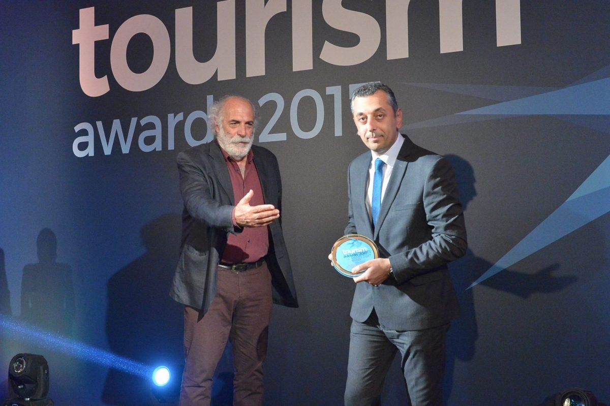 Tourism Awards 2017 - Grand Resort Lagonissi