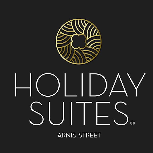 Holiday Suites Arnis Street Logo