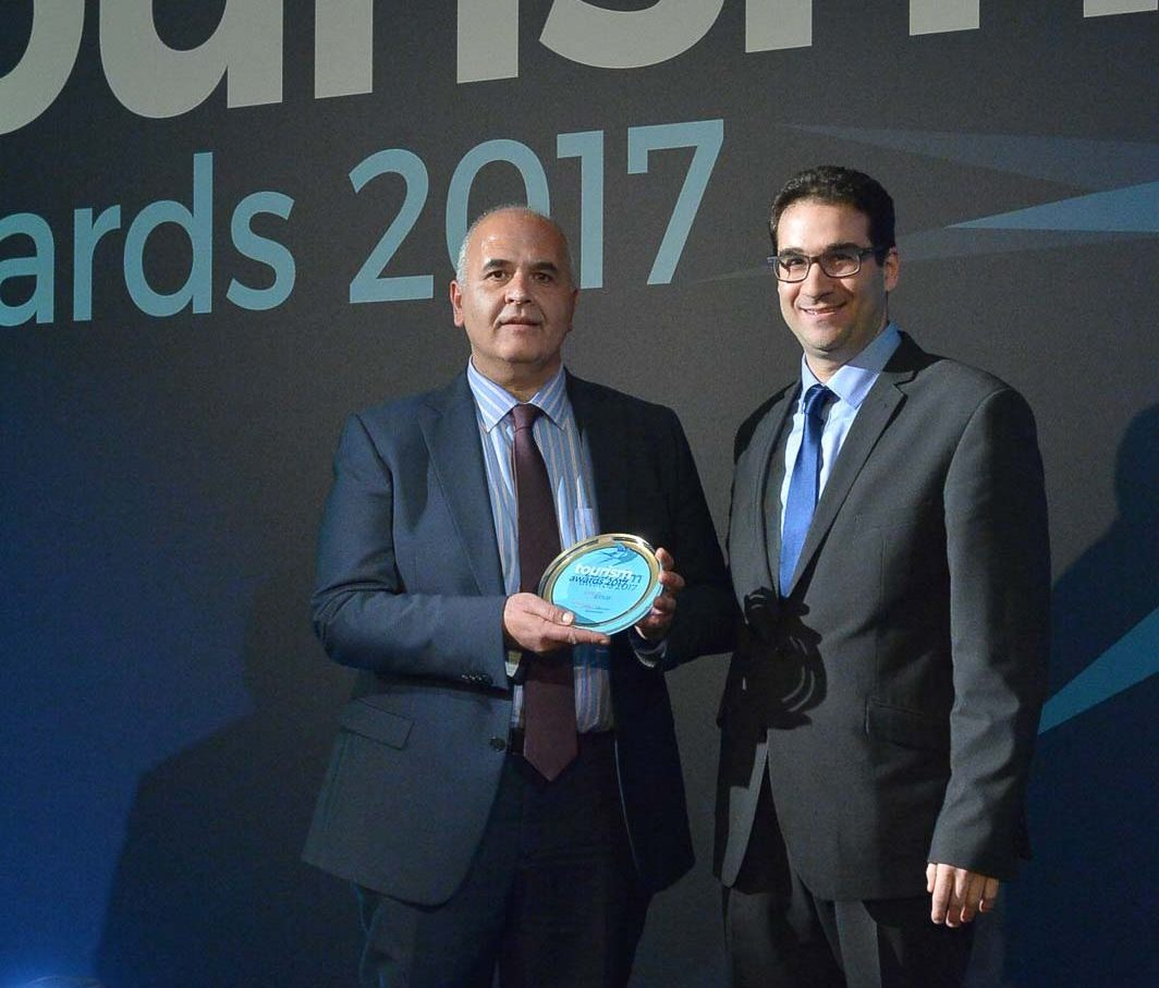 Tourism Awards 2017 - Hilton Athens Hotel