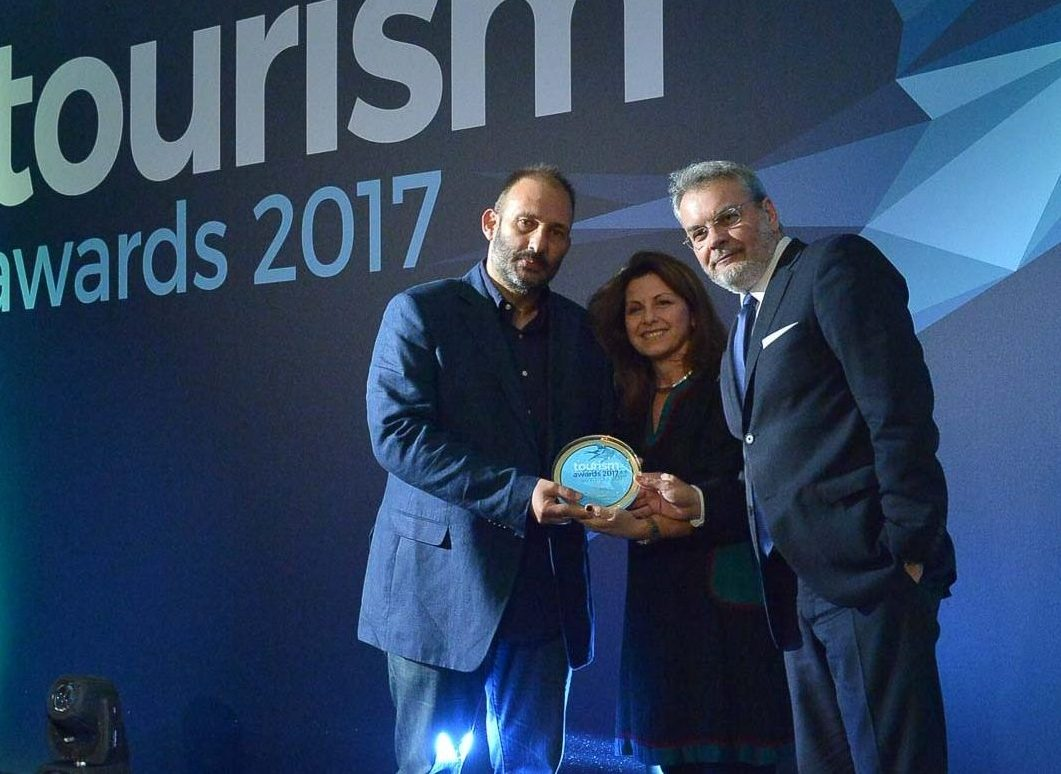Tourism Awards 2017 - HotelBrain