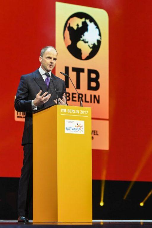 Dr. Christian Göke, CEO, Messe Berlin GmbH