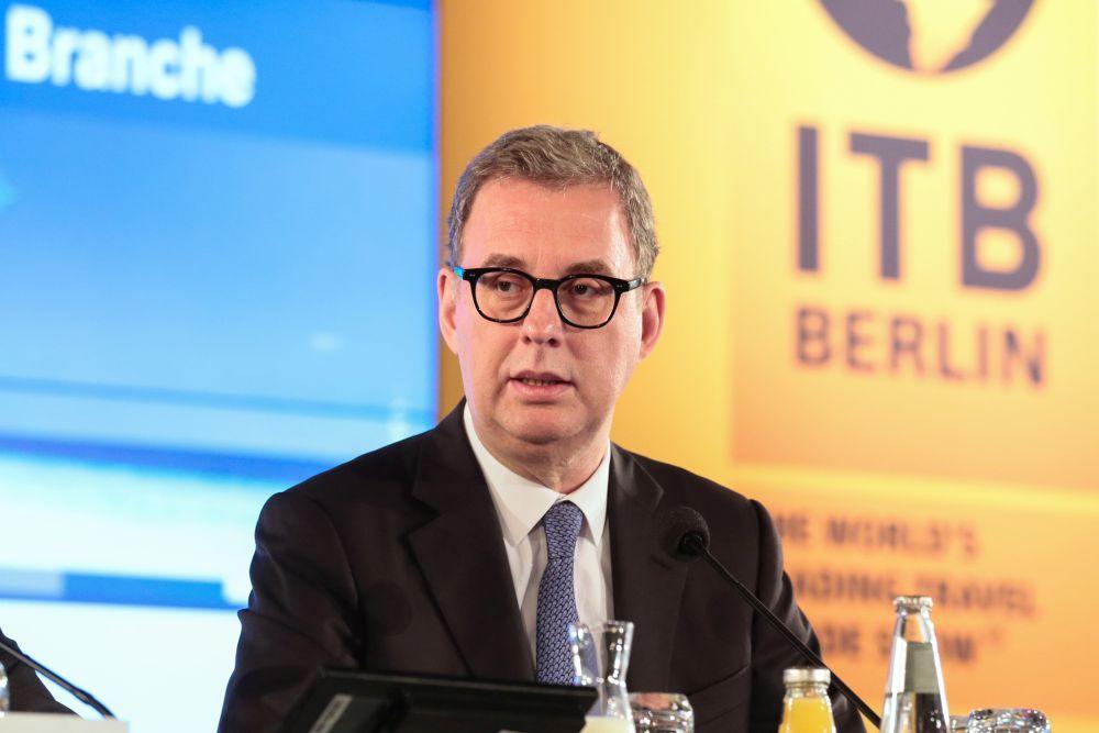 Norbert Fiebig, President, German Travel Association (DRV)