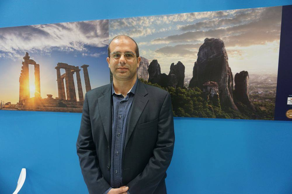 Visit Meteora Managing Director George Kourelis