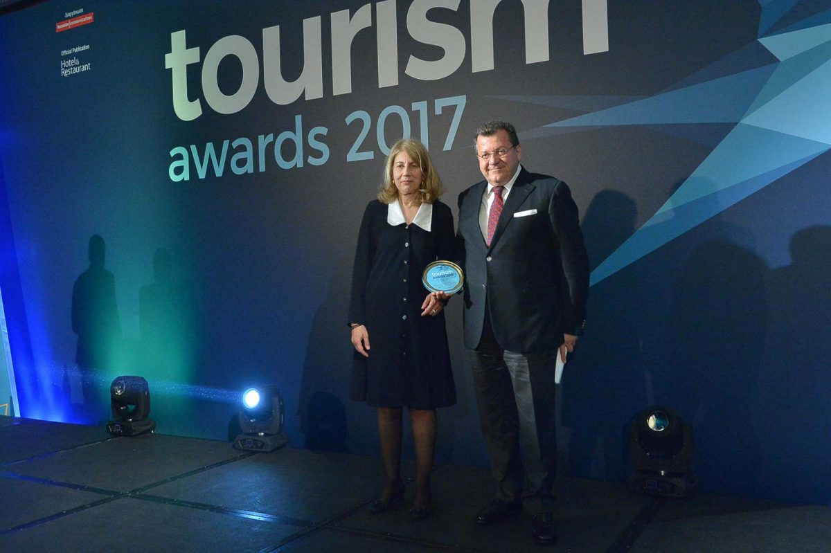 Tourism Awards 2017 - Minoan Lines