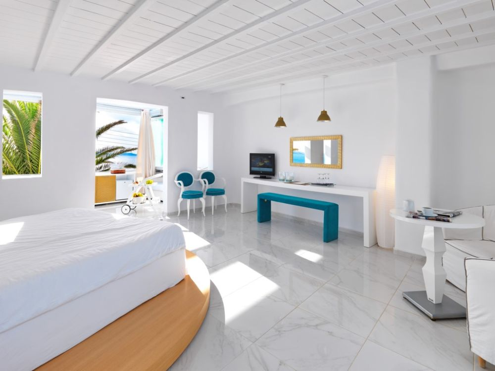 Mykonian Mare Luxury Boutique Hotel Renovation To Be