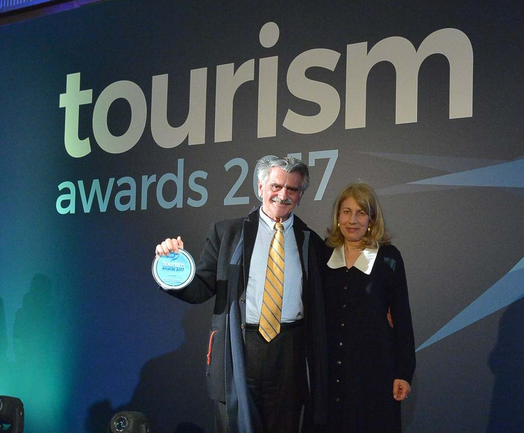 Tourism Awards 2017 - Poseidonion Grand Hotel