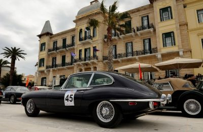 Spring Classic Car Rally Poseidonion Grand Hotel