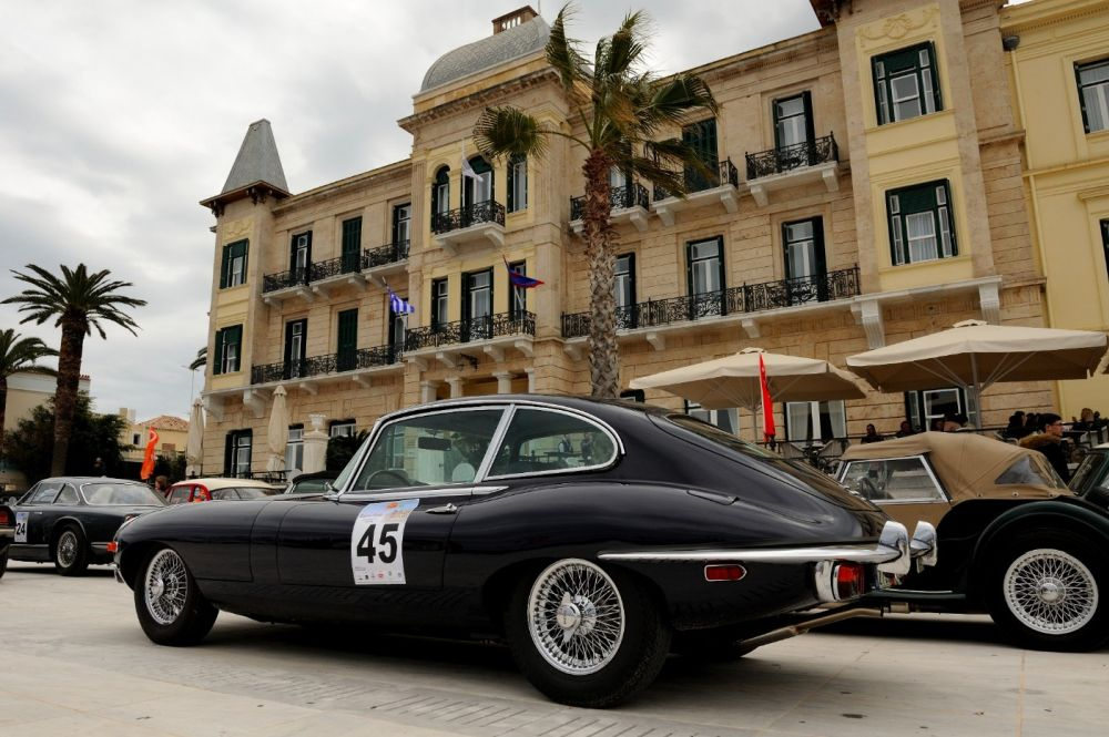 Spetses Hosts Spring Classic Car Rally for Fourth Year - GTP Headlines