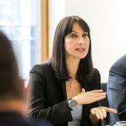 Elena Kountoura, Greek Minister of Tourism
