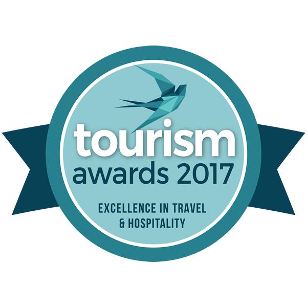 Tourism Awards 2017 logo