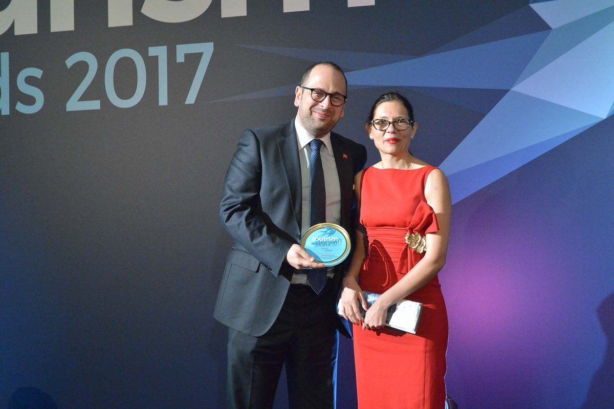 Tourism Awards 2017 - Turkish Airlines