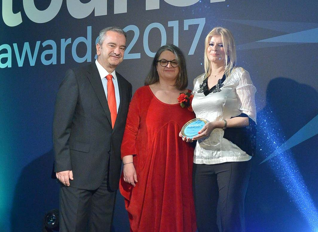 Tourism Awards 2017 - Varos Village Hotel & Suites