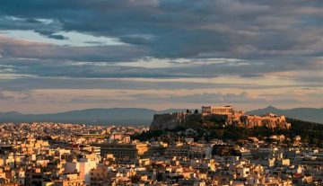 Athens, Greece. Photo: Maria Theofanopoulou