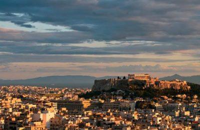 Athens, Greece. Photo: Maria Theofanopoulou