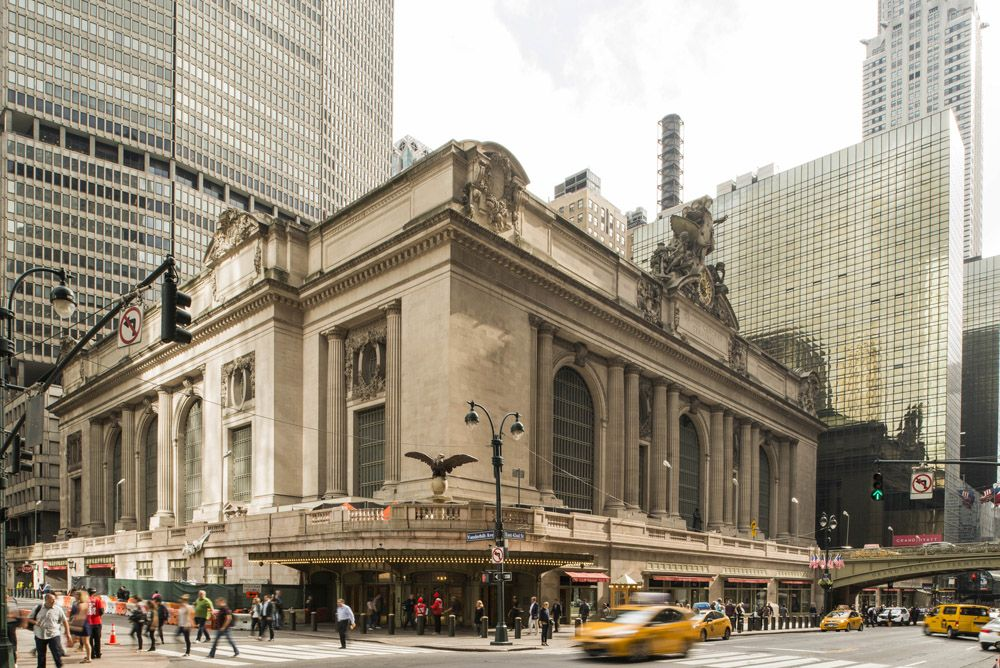 Photo credit: Grand Central Terminal