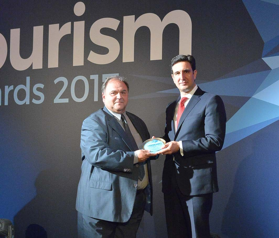 Tourism Awards 2017 - Siva Travel Services