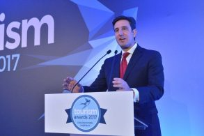 GNTO Secretary General Dimitris Tryfonopoulos underlined the contribution of the winners in creating a high quality tourist product for Greece.