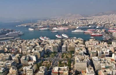 Port of Piraeus / © Municipality of Piraeus