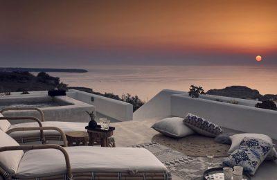 Honeymoon Suite, Sunset Sea View, Santo Maris Oia Luxury Suites & Spa.
