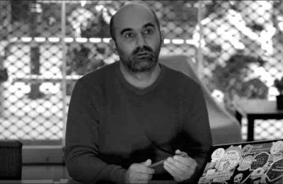 Stavros Messinis The Cube lovegreece.com