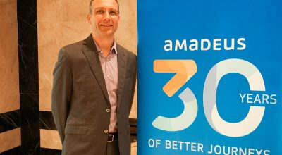 Joost Schuring, VP NECSE Region, Amadeus IT Group.
