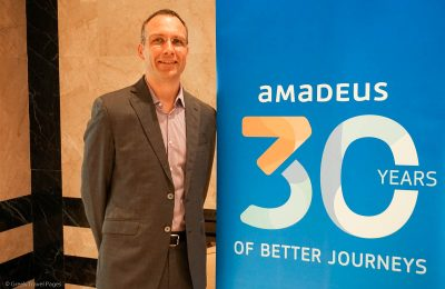 Joost Schuring, Vice President NECSE Region, Amadeus IT Group.