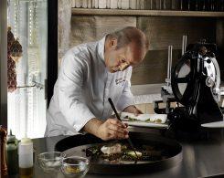 Chef George Stylianoudakis, Kenshō Fine Dining Restaurant.