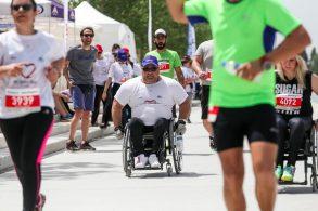 Paralympic athlete Pavlos Mamalοs