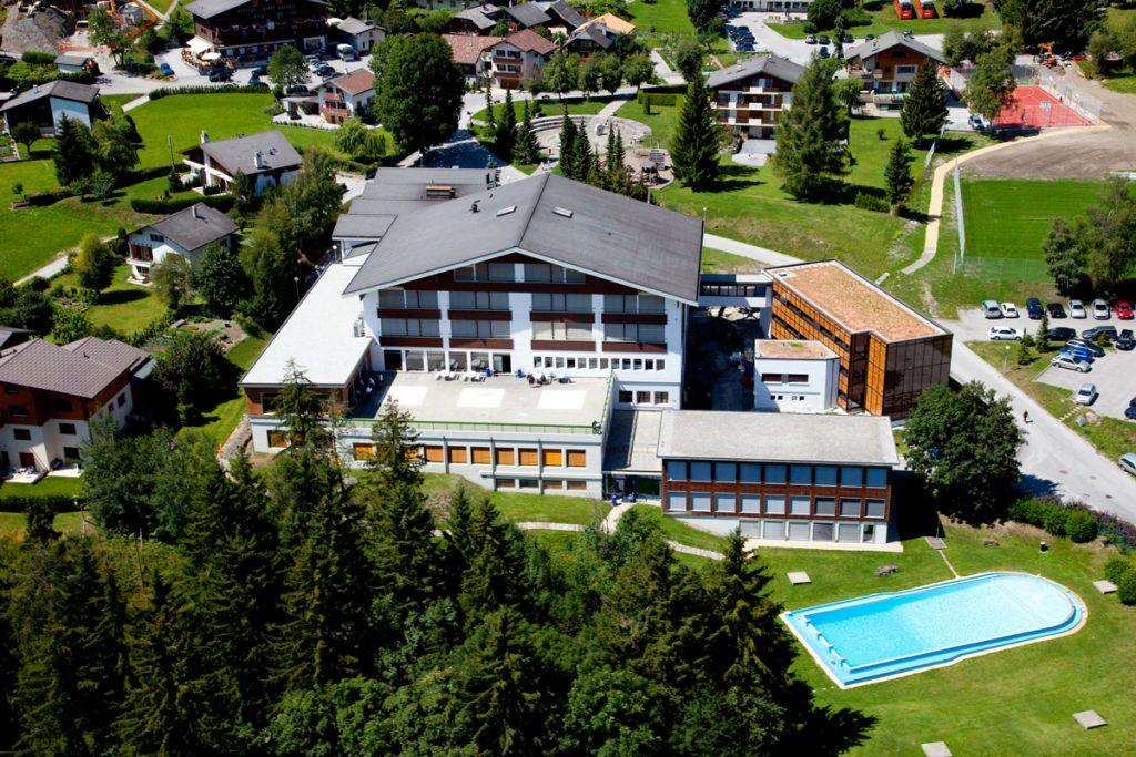Les Roches Bluche, Switzerland.